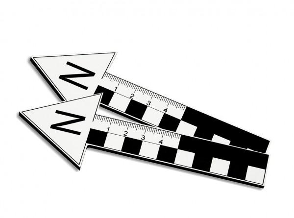 Nordpfeil klein14,2 cm 2er Pack